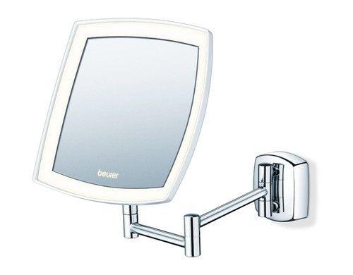 Kosmetikspiegel beleuchtet BS89 WandmontageBeurer Kosmetikspiegel