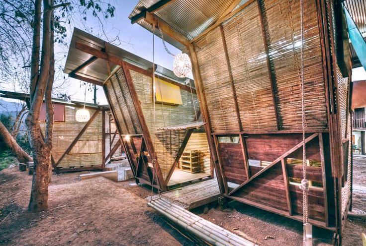 TYIN tegnestue Architects, Pasi Aalto · Soe Ker Tie House
