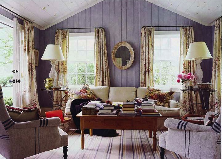 Anna Wintouru0027s Forge River House By Carrier And Co. The World Of Interiors,  October