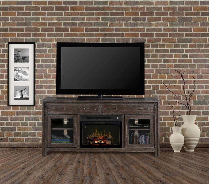 17 Best Images About Basement Electric Fireplaces On