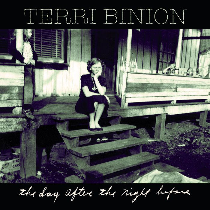 Over ten years is a long time between albums. Orlando, Florida-based singer songwriter Terri Binionhas just releasedThe Day After The Night Before and there is a wealth of inspiration and heartac…