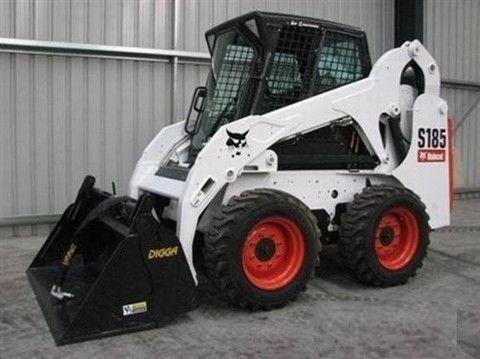 Bobcat S185 Skid Steer Loader Service Repair Workshop Manual DOWNLOAD( S/N A3L911001 & Above, S/N A3LH11001 & Above )