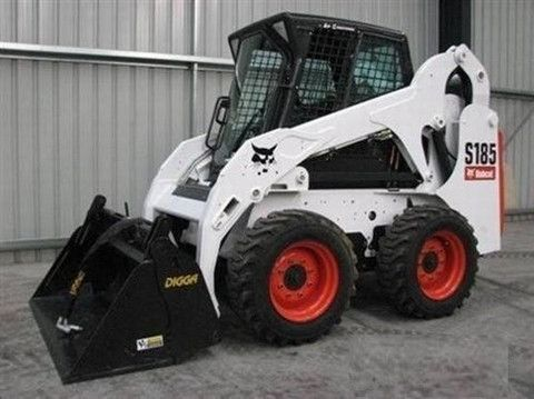 Bobcat S185 Skid Steer Loader Service Repair Workshop Manual DOWNLOAD( S/N A3L911001 & Above, S/N A3LH11001 & Above )