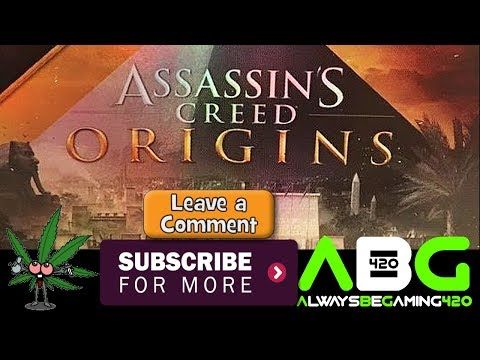 New on my channel: Assassin's Creed Origins - Side Quests And Leveling Gameplay Playthrough https://youtube.com/watch?v=tznjFkAuwfs