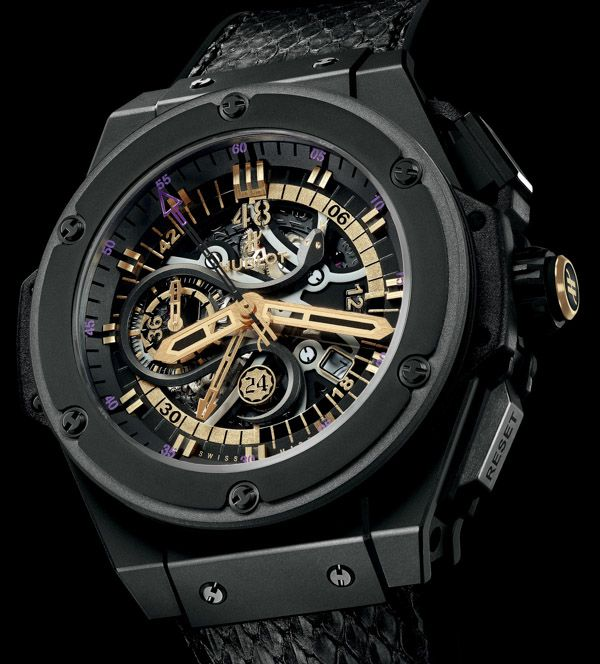 Hands On With Kobe Bryants New Hublot Watch   hands on