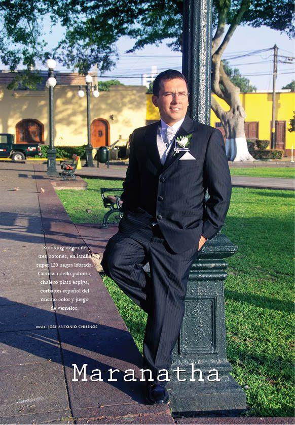 novio: JOSE ANTONIO CHIRINOS