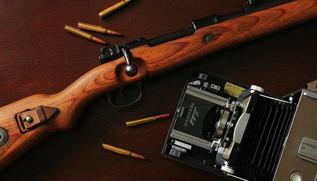 K98 Mauser & Linhof Technika