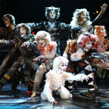"CATS musical - I don't really understand why I like this musical so much(after all the show is about singing cats), but I do.""Memory"" always moves me to tears."