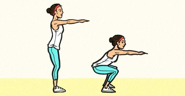 How to Do the Perfect Squat | Greatist