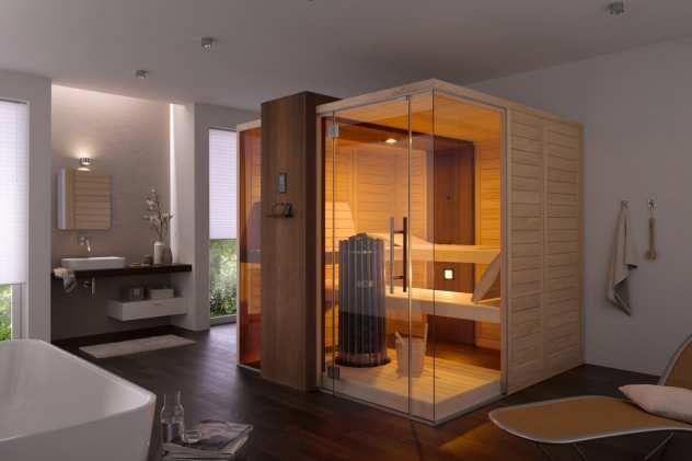 Sauna EDGE im Bad | Bad einrichten, Badgestaltung, Wohnen