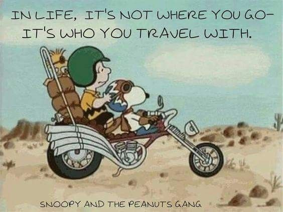 Travel with a True Frend