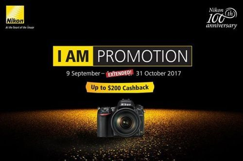 Good news: our promotion has been extended! From selected DSLRs (read: our latest DX-Format D7500) to lenses and COOLPIX cameras nows the best time to get your hands on them with awesome cashback shopping vouchers and free gifts. More info via link on bio!  Visit your preferred Nikon Singapore Authorised Dealer now to make them yours. #nikonsg  via Nikon on Instagram - #photographer #photography #photo #instapic #instagram #photofreak #photolover #nikon #canon #leica #hasselblad #polaroid…