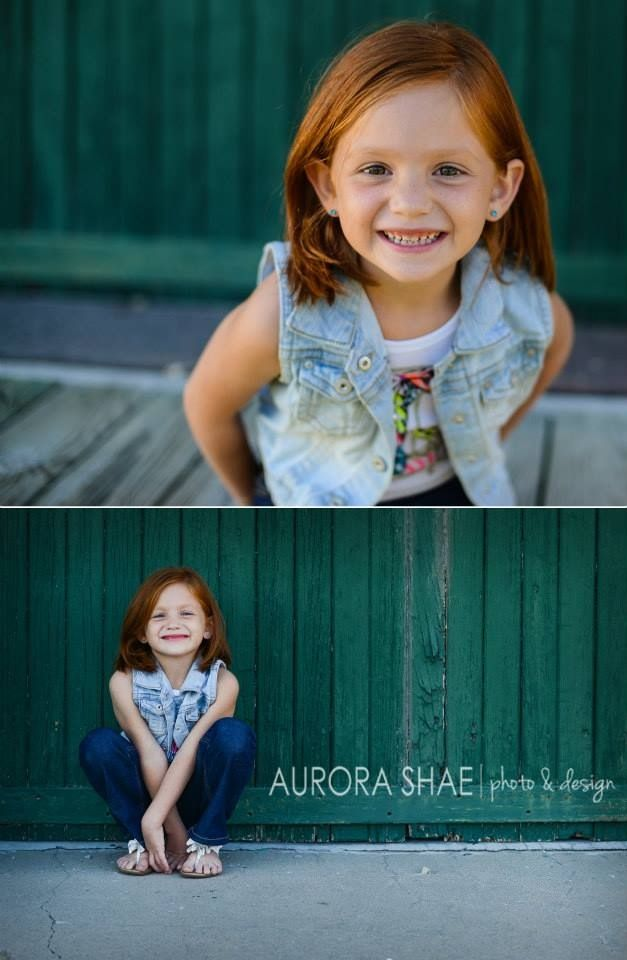 5 year old photo shoot