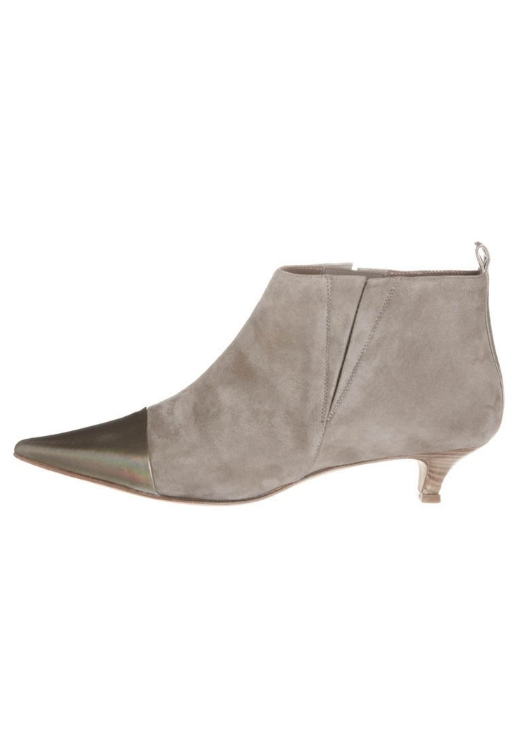 Korte laarzen - Olijf