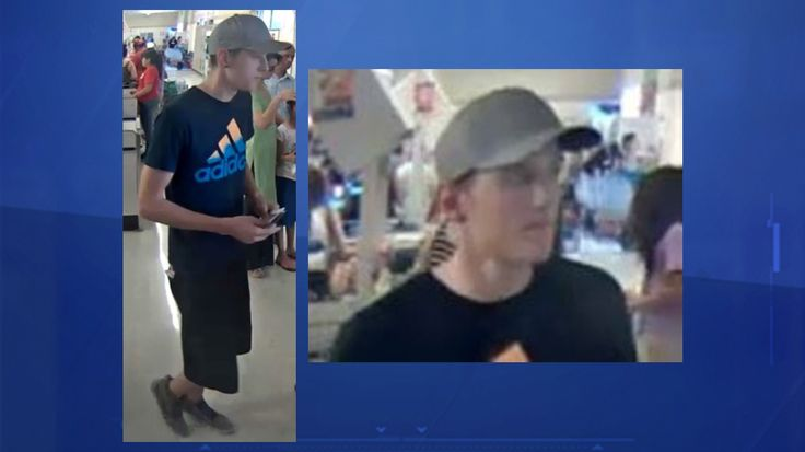 Austin police are seeking the public's help in identifying a young man accused of robbing an elderly person in the parking lot of a grocery store.