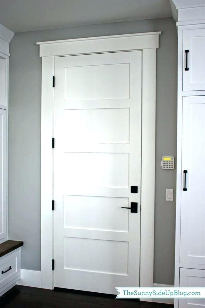 17 Delightful Interior Painting Flowers Ideas Craftsman Style Interiors Craftsman Style Doors Interior Door Trim
