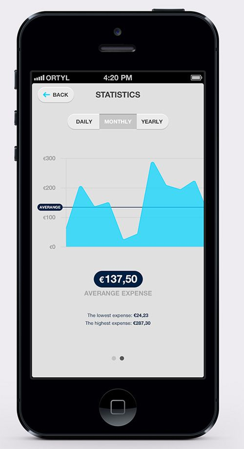 Flat Mobile UI Design and UX-21