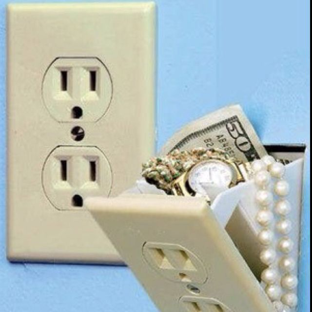 these are so cool... and u really cant tell them from any other socket unless u tried to plug something in and turn it on..... lol