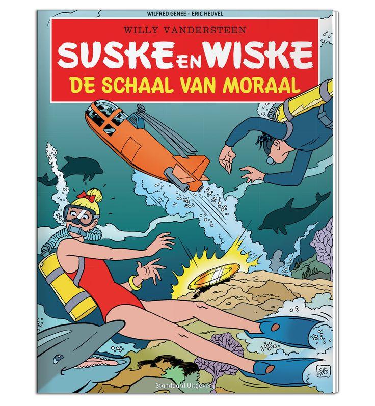Suske en Wiske - De Schaal Van Moraal - Wilfred Genee