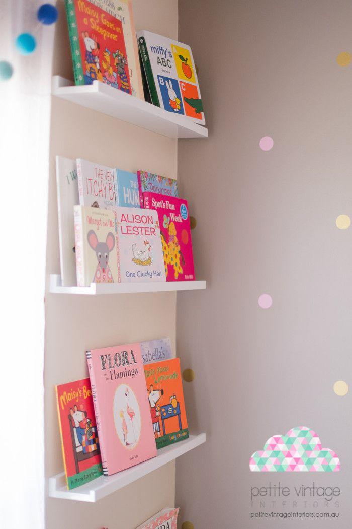 Holly's Bedroom Tour - Petite Vintage Interiors - Children's Interior Design