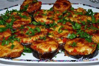 Бутерброды из баклажан : Закуски и бутерброды
