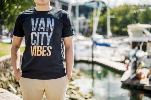 Van City Vibes T-Shirt - Men's