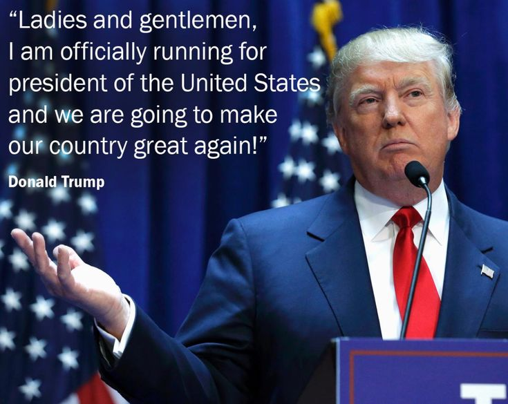 Best Donald Trump Quotes Think Big But Stand Firmly On The Groundyou Should Be Well