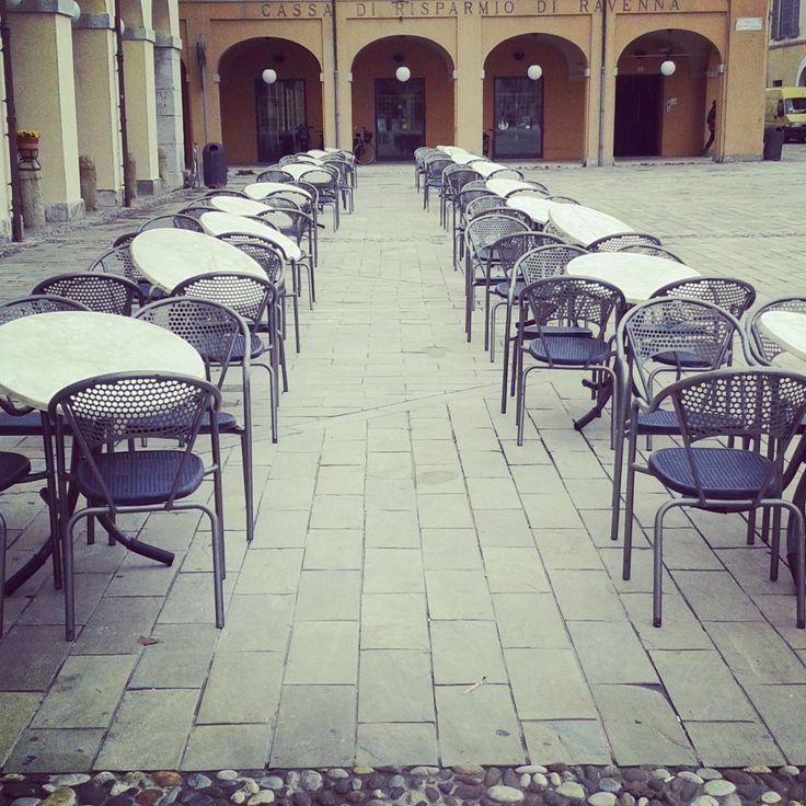 Cervia 17 marzo 2015 - Piazza Garibaldi