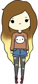 Doll Cat PNG by MFSyRCM