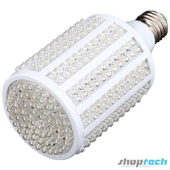 Con 330 leds de poder ahorra casi un 90% de tu Consumo Energético. Luz blanca de 1320 lúmenes y hasta 50,000 Horas de vida.