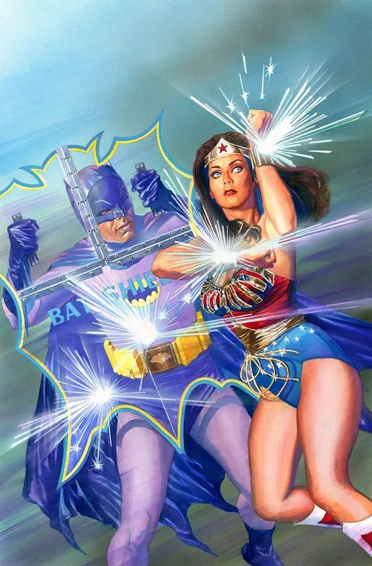 BATMAN '66 MEETS WONDER WOMAN '77                                                                                                                                                                                 More