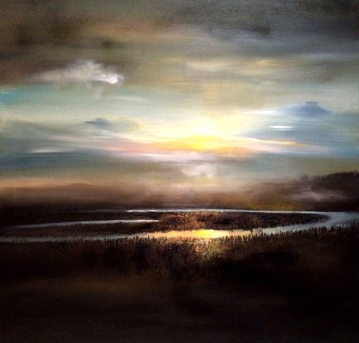 ARTFINDER: Brilliance by Kimberley  Harris - SOLD