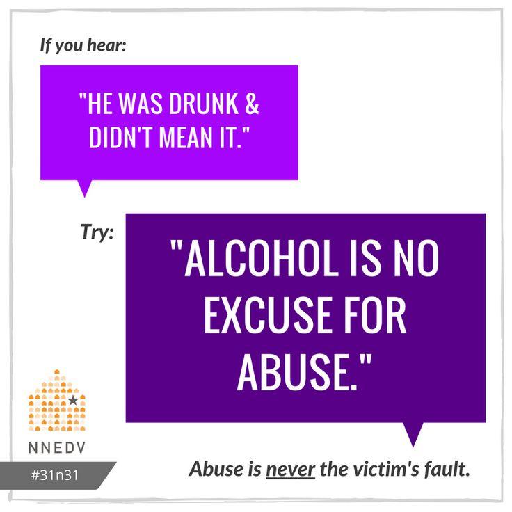 10/29: Abuse is an intentional choice, not a result of alcohol. #31n31 #DVAM2016  Learn more: http://nnedv.org/resources/transitional-housing/139-financial-empowerment-economic-justice-resources/3898-power-and-control-wheel.html