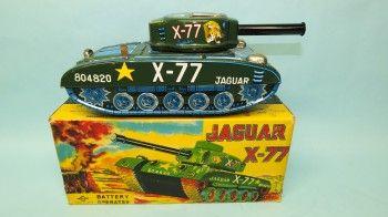 DAIYA JAGUAR X-77 TANK