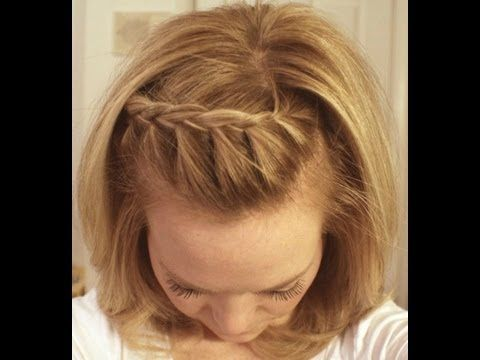 Half French Braid: Inspired by Maria Menounos
