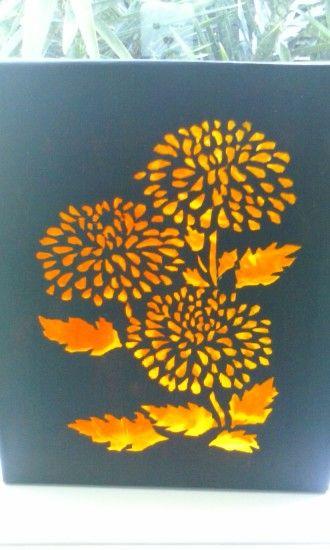 Golden/Orange