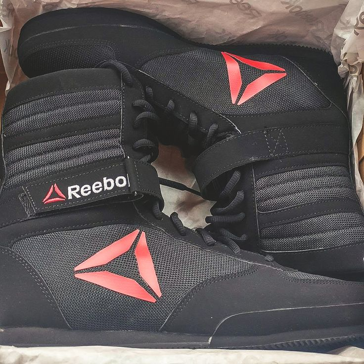 The Reebok boxing shoes are perhaps the most popular brand that's out right now. Ironically they are also some of the most expensive that I've seen so far.