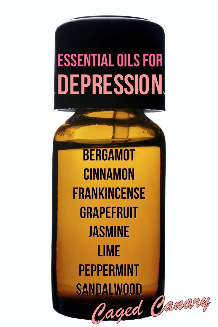 Essential Oils for Depression or Sadness. Has anyone tried this? Does it help?