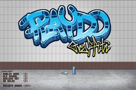 graffiti playdo