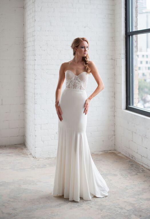 Tara Latour Wedding Gown Aveline Anna Bé Denver