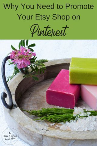 If you're one of the many Etsy sellers who have heard that Pinterest is great for bringing people to your shop, but you're not sure why, then you're in the right place!In this post, we look at similarities between Etsy and Pinterest, why they work together so well and some compelling reasons why you need to use Pinterest to promote your Etsy shop.