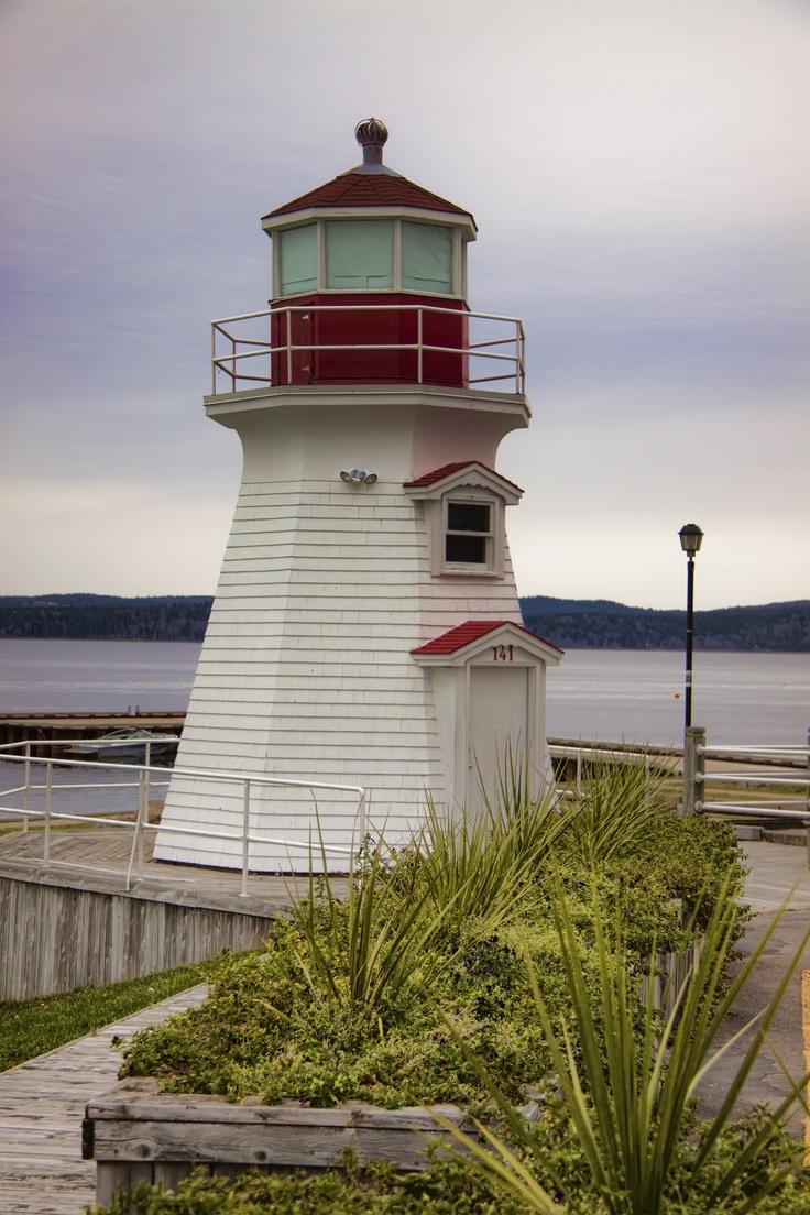 Lighthouse. Renforth Wharf