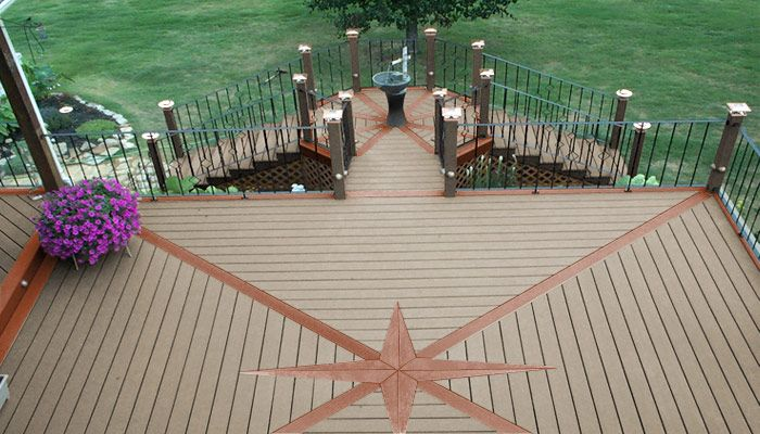 Deck Design Tools Composite Deck Styles And Colors