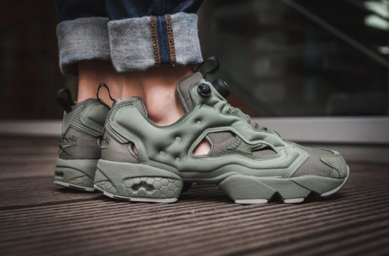 http://SneakersCartel.com A Monochromatic Theme On The Latest Reebok Insta Pump Fury #sneakers #shoes #kicks #jordan #lebron #nba #nike #adidas #reebok #airjordan #sneakerhead #fashion #sneakerscartel