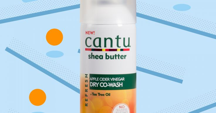 This+$5+Dry+Shampoo+Completely+Changed+My+Routine+#refinery29+http://www.refinery29.com/2017/04/147957/cantu-dry-shampoo-review