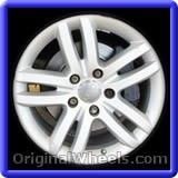 Audi Q7 2013 Wheels & Rims Hollander #58804A #Audi #Q7 #AudiQ7 #2013 #Wheels #Rims #Stock #Factory #Original #OEM #OE #Steel #Alloy #Used