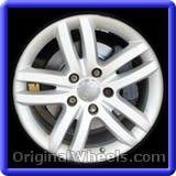 Audi Q7 2013 Wheels & Rims Hollander #58804A #Audi #Q7 #AudiQ7 #2013 #Wheels #Rims #Stock #Factory #Original #OEM #OE #Steel #Alloy #Used