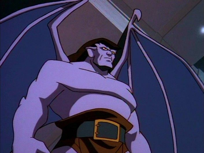 Dream-Casting The Live-Action <em>Gargoyles</em> Movie That Does Not Exist  When it comes to a live action movie of Gargoyles, always get Keith David & Salli Richardson to play Goliath & Elisa Maza.