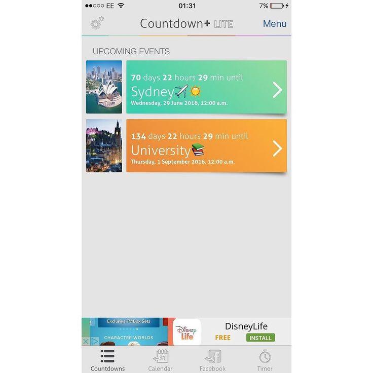 70 days until Sydney Melbourne and Gold Coast #Australia #NewSouthWales #NSW #Holiday #Bangkok #3Weeks #ThaiAirways #Connection #Heathrow #Airport #Terminal2 #Bondi #BondiBeach #City #Lifeguards #NorthBeaches #Tamarama #TamaramaBeach #Bronte #SydneyOperaHouse #SydneyHarbourBridge #June #July #A380 #B777 #B747 by heaathermaay_ http://ift.tt/1NRMbNv