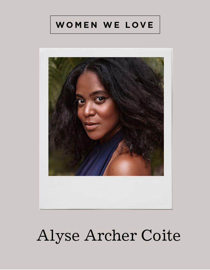 Alyse Archer Coite.